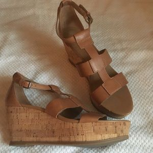 Franco Sarto sandal/heels